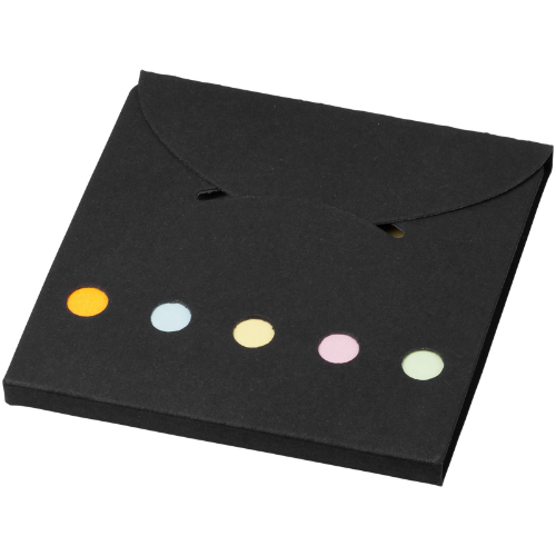 Deluxe coloured sticky notes set in