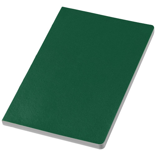 City notebook in green