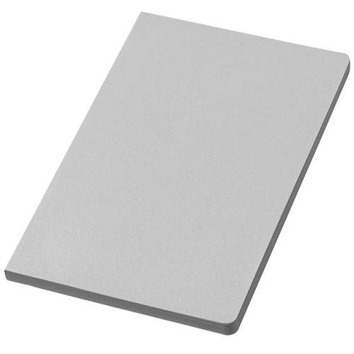 City notebook in silver