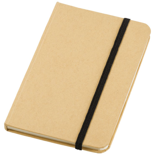 Dictum notebook in natural-and-royal-blue
