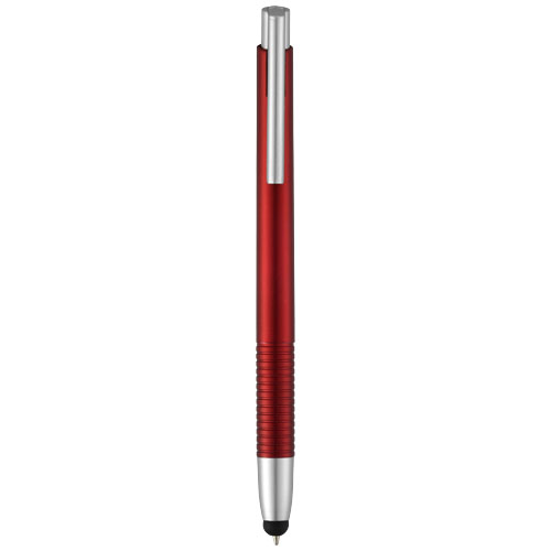 Giza stylus ballpoint pen in red
