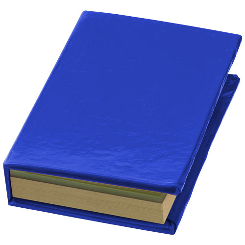 Storm sticky notes booklet in royal-blue
