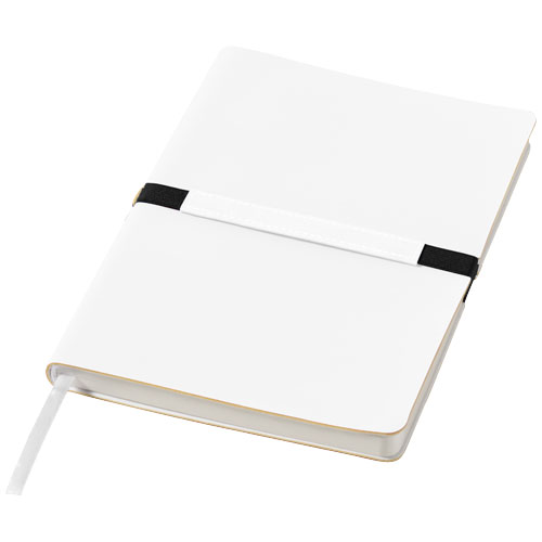 Stretto Notebook A6 in white-solid