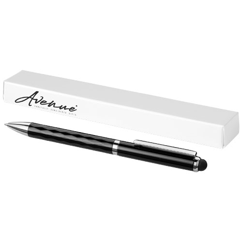 Alden Stylus Ballpoint Pen in black-solid