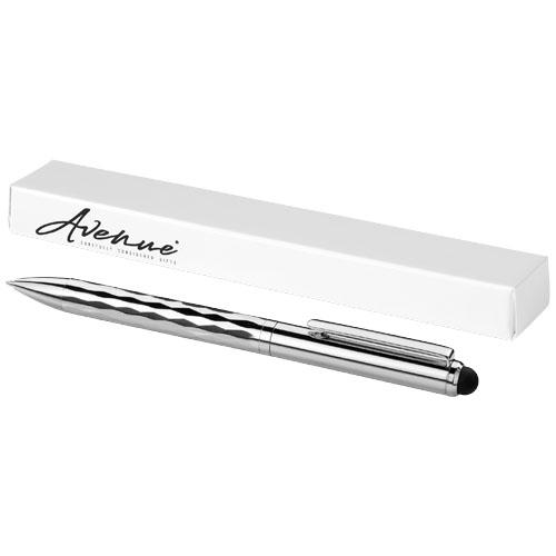 Alden Stylus Ballpoint Pen in chrome