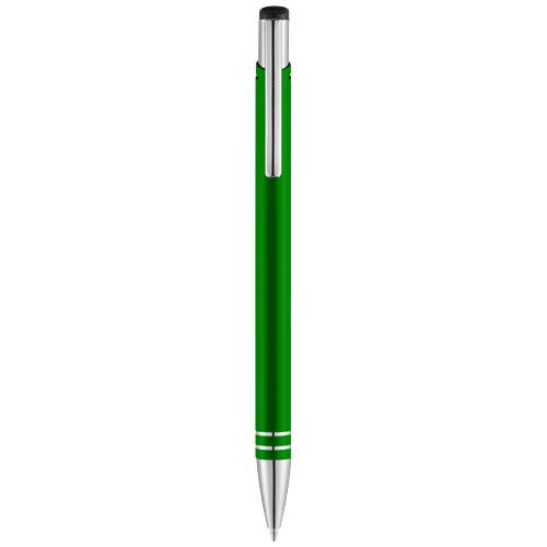 Hawk ballpoint pen in green
