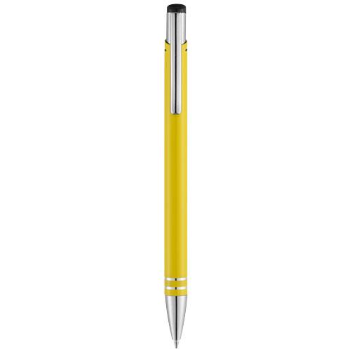 Hawk ballpoint pen in yellow