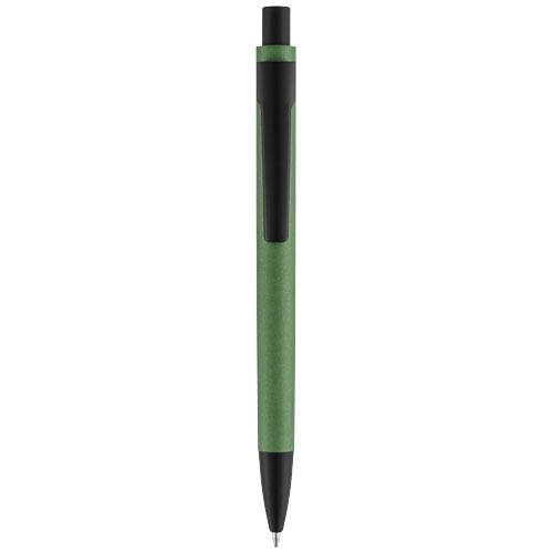 Ardea aluminium ballpoint pen in green