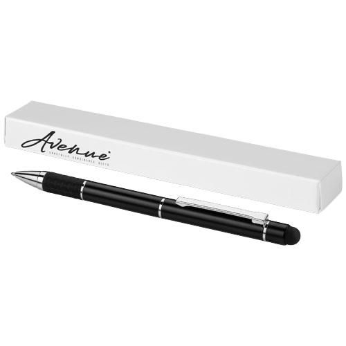 Ambria stylus ballpoint pen in black-solid