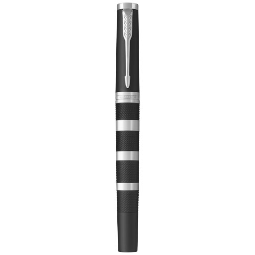 Ingenuity Parker 5th in black-solid-and-chrome