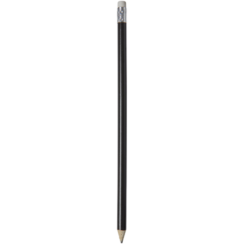 Alegra pencil with coloured barrel in yellow