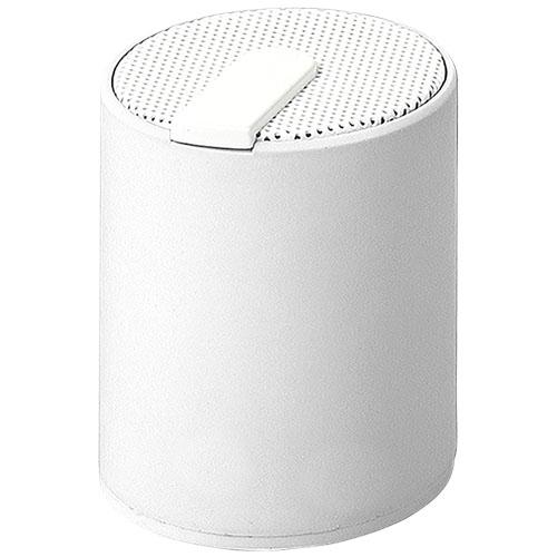 Naiad wireless Bluetooth® speaker in white-solid