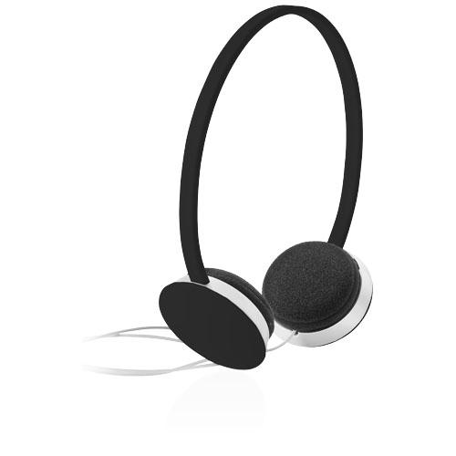 Aballo Headphones in black-solid