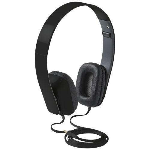 Tablis foldable Headphones in black-solid
