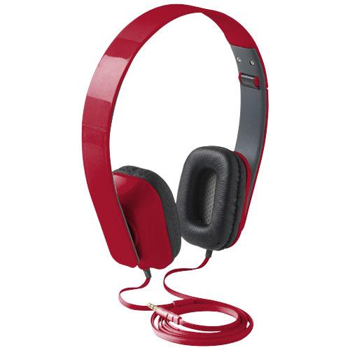 Tablis foldable Headphones in red