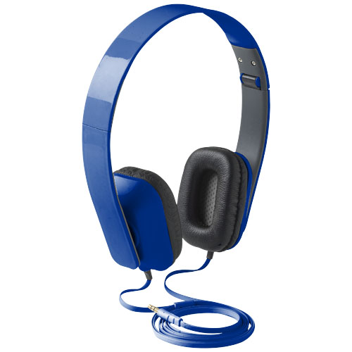Tablis foldable Headphones in royal-blue