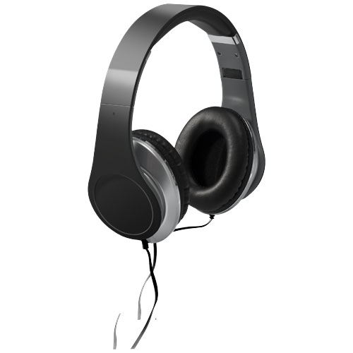 Chaos Headphones in black-solid