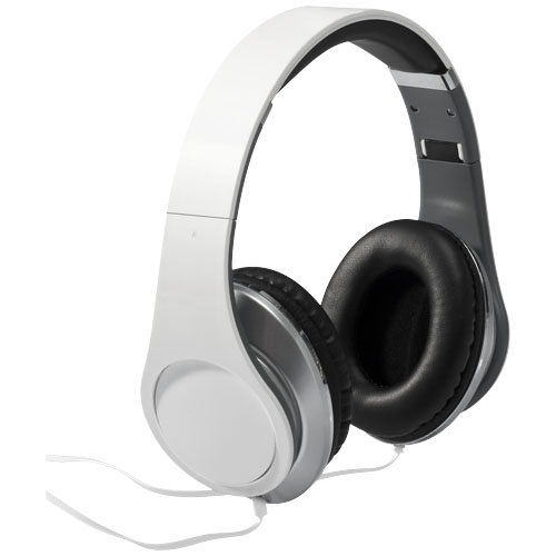 Chaos Headphones in white-solid