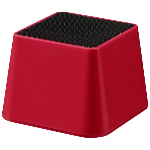 Nomia Bluetooth® Speaker in red