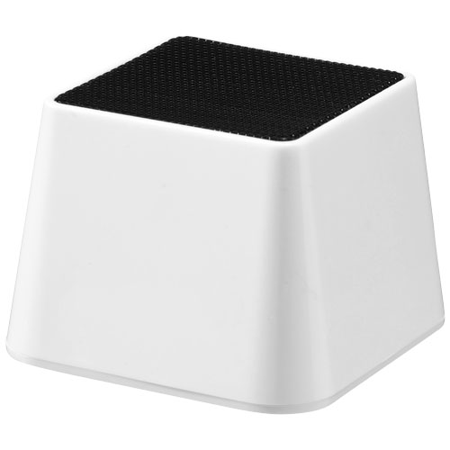 Nomia Bluetooth® Speaker in white-solid