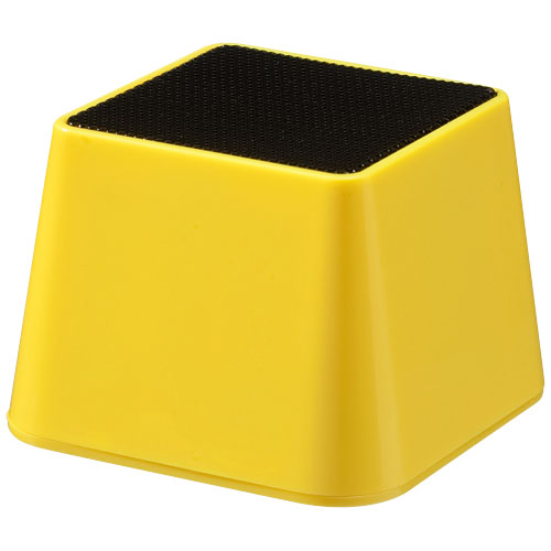 Nomia Bluetooth® Speaker in yellow