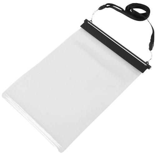 Splash tablet waterproof touch screen pouch in