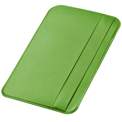 I.D. Please card holder in lime