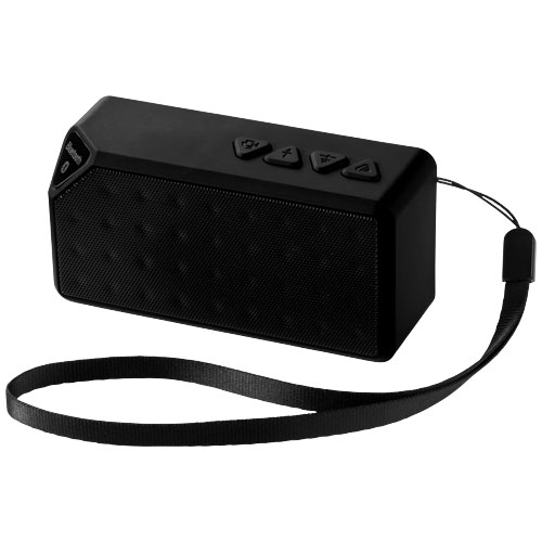 Jabba Bluetooth® Speaker in black-solid