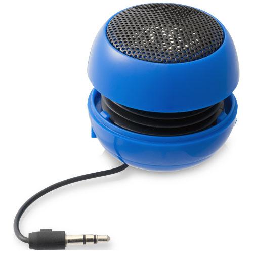 Ripple expandable speaker in royal-blue