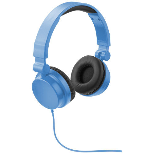 Rally foldable headphones in royal-blue