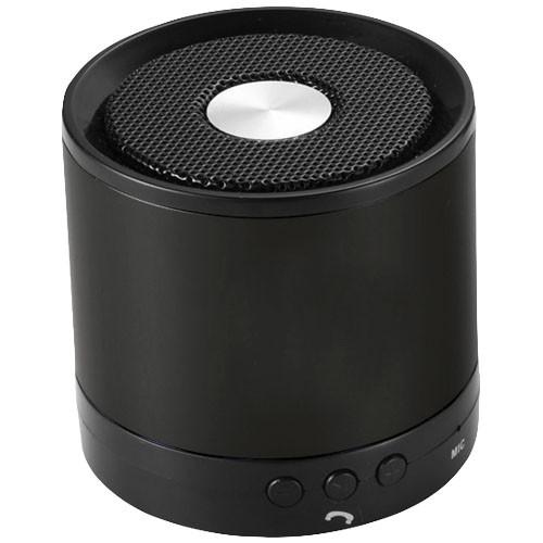 Greedo Bluetooth® aluminium speaker in silver