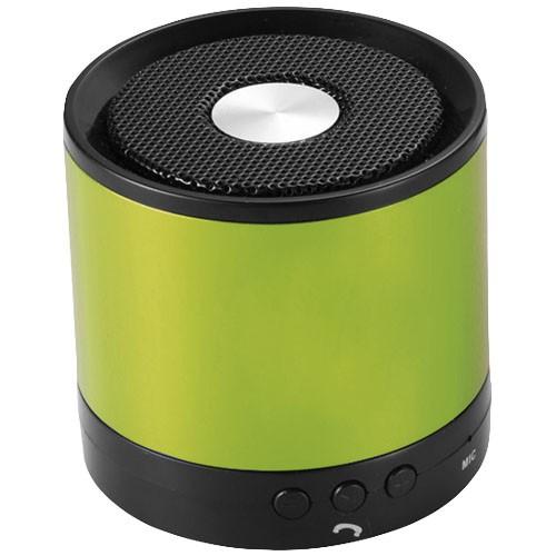 Greedo Bluetooth® aluminium speaker in lime