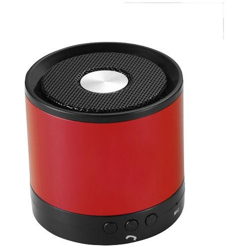 Greedo Bluetooth® aluminium speaker in red