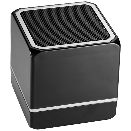 Kubus Bluetooth® and NFC Speaker in black-solid