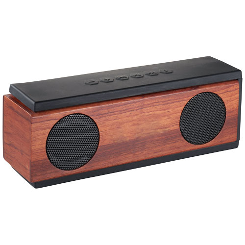 Native Wooden Bluetooth® Speaker in wood