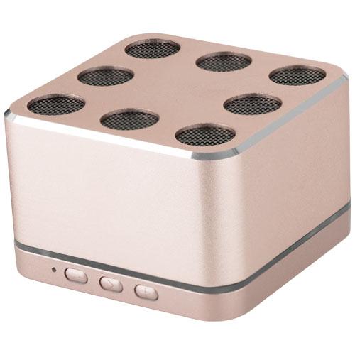 Morley Aluminium Bluetooth® Speaker in rose-gold