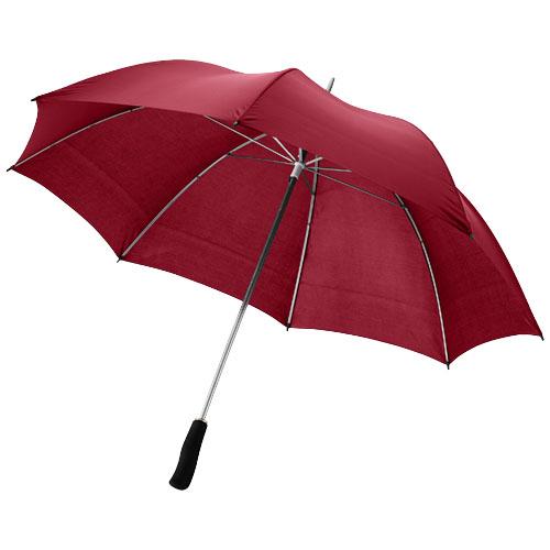 Winner 30'' exclusive design umbrella in burgundy