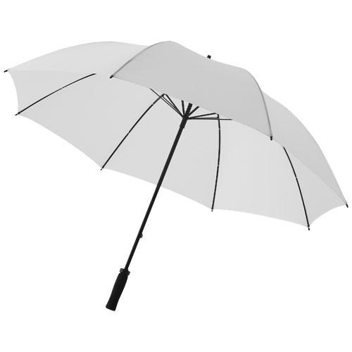 Yfke 30'' golf umbrella with EVA handle in white-primary