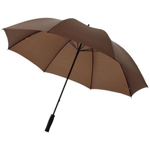 Yfke 30'' golf umbrella with EVA handle in brown