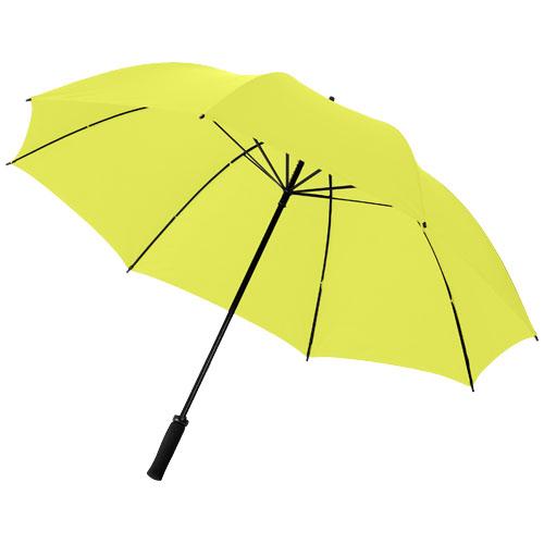 Yfke 30'' golf umbrella with EVA handle in neon-green