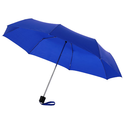 Ida 21.5'' foldable umbrella in royal-blue