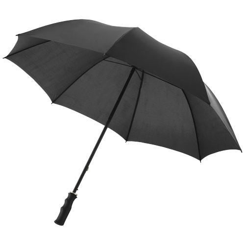 Barry 23'' auto open umbrella in white-solid