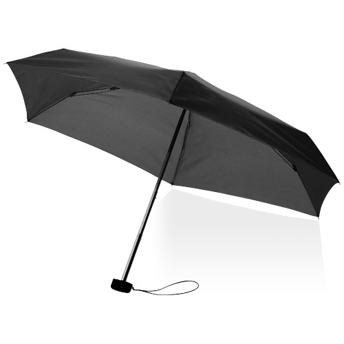 18'' Vince 5-section umbrella in black-solid