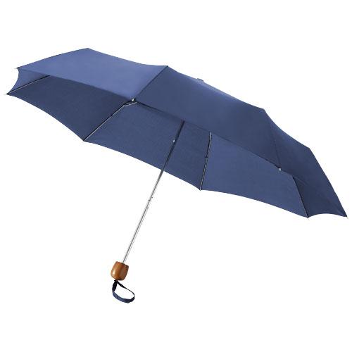 Lino 21.5'' foldable umbrella in navy