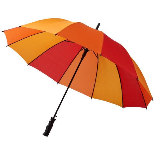 23.5'' Trias automatic open umbrella in red