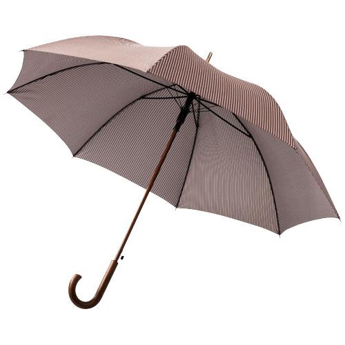 27'' automatic umbrella in brown