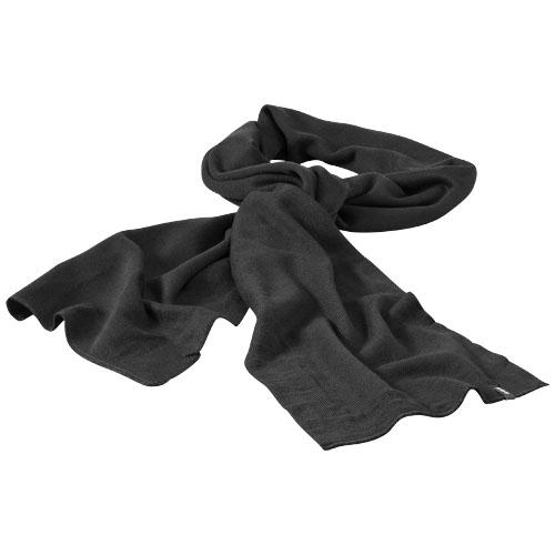 Mark scarf in grey
