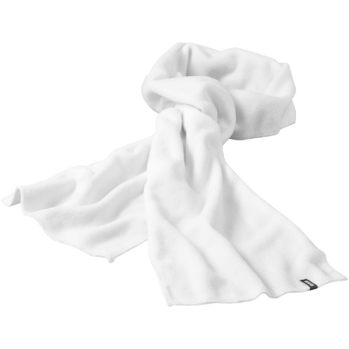 Redwood scarf in white-solid