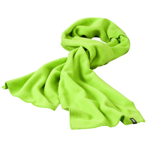 Redwood scarf in green