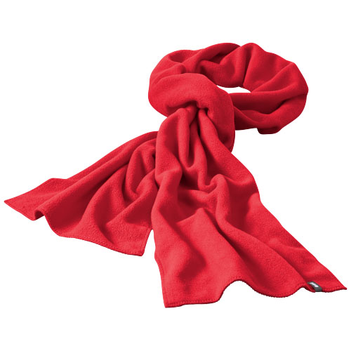 Redwood scarf in red